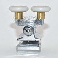 Spodní pojezdové dvoj kolečko W29 ke sprchovému koutu