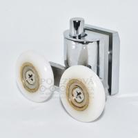 Spodní pojezdové dvoj kolečko M05 ke sprchovému koutu