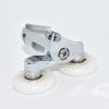Horní pojezdové dvoj kolečko M05 ke sprchovému koutu